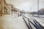 """Il tram, il viadotto e la """"promenade"""": riecco la Mondello del secolo scorso - Foto"""