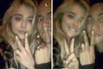 Il fuoriclasse Neymar e Chloe... la strana coppia - Video