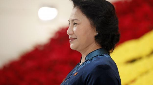 presidente parlamento donna, vietnam, Sicilia, Mondo