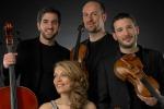 Il Quartetto Noûs si esibisce nella Chiesa di Sant'Alberto a Trapani