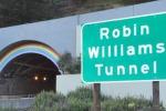 Il tunnel collega il Golden Gate Bridge a Marin County, in California