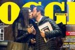 """Matteo Salvini bacia la Isoardi: """"Elisa è la donna della mia vita"""" - Foto"""