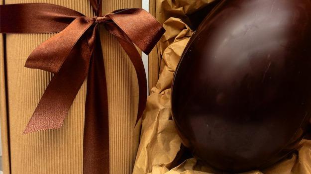 biologico, uovo di cioccolato, Sicilia, Società