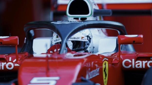 barcellona, Ferrari, test, Sicilia, Sport