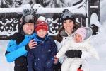 """""""Sulla neve con i guanti di pelliccia"""", la Peta contro Kate - Foto"""