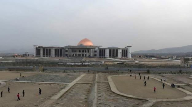 attentato parlamento kabul, attentato talebani, nuovo parlamento afghanistan, Sicilia, Mondo