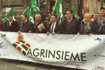Catania, manifestazione in difesa dell'agricoltura
