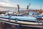 A Trapani l'aliscafo più grande del mondo, Ustica Lines acquista Siremar