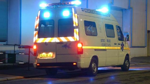2 italiani feriti, francia, incidente, scontro, Sicilia, Mondo