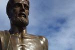 Siracusa, inaugurato il monumento ad Archimede