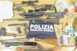 Mafia, operazione Reset a Vittoria: arrestati vertici della Stidda, sequestrato un arsenale