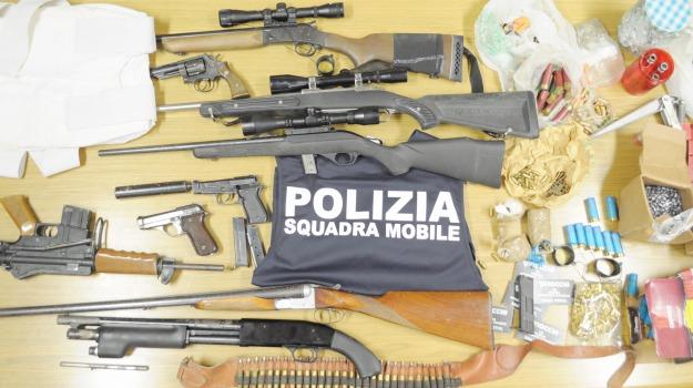 arsenale, mafia, stidda, Vittoria, Ragusa, Cronaca