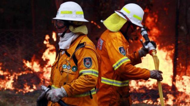 australia, incendio, madre salva figli, Sicilia, Mondo