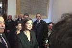 """La Boldrini a Palermo: """"Voto agli stranieri residenti per le amministrative"""" - Video"""