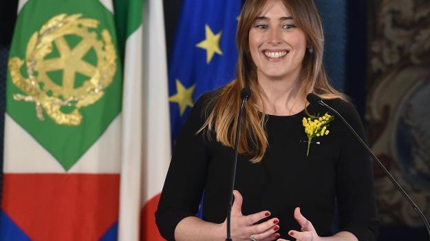 governo renzi, riforme, Maria Elena Boschi, Sicilia, Politica