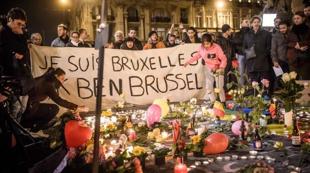 attentati, bruxelles, Isis, terrorismo, Sicilia, Mondo