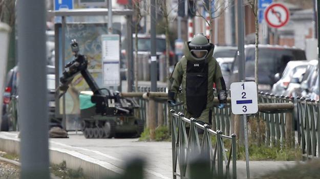 attentati Bruxelles, metropolitana, terrorismo, Sicilia, Mondo