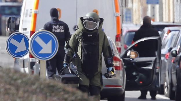 arresti, bruxelles, terrorismo, terroristi, Sicilia, Mondo