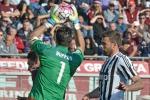 Valanga Juve e record Buffon Il Frosinone frena la Fiorentina