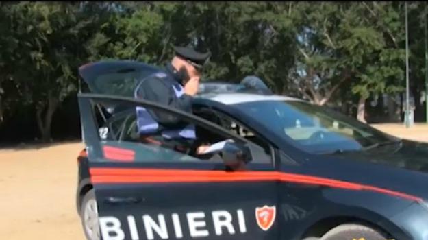 carabinieri, rapina villa, ribera, Agrigento, Cronaca