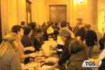 Palermo, alla stazione centrale una cena per i poveri