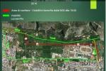 Palermo, da oggi riparte la pulizia della Favorita: chiude viale Ercole, cambia il traffico