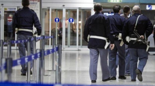 Aeroporto, catania, eritrei, Catania, Cronaca