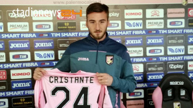 Calcio, palermo calcio, SERIE A, Bryan Cristante, Walter Novellino, Palermo, Calcio