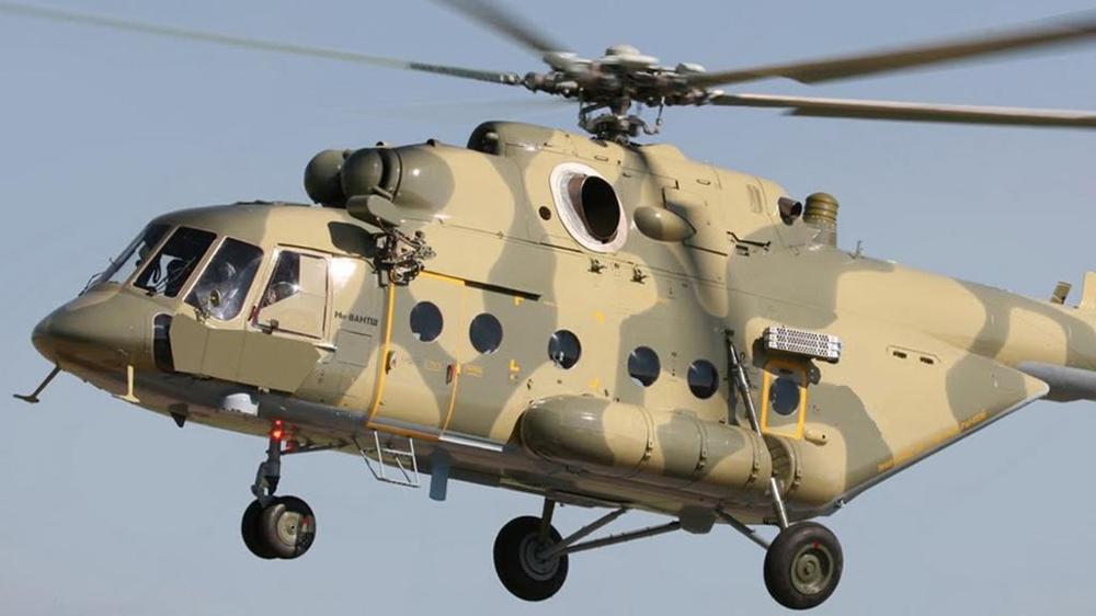 Elicottero Militare : Tragedia in algeria elicottero militare si schianta per