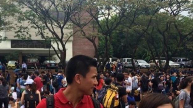 allarme bomba, ateneo, Filippine, università, Sicilia, Mondo
