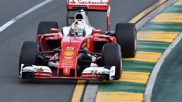 Ferrari, formula 1, Gran Premio, Sebastian Vettel, Sicilia, Sport