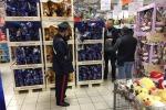 Palermo, un arresto e nove denunce per furti di uova di cioccolato