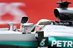 Gp di Spagna, Mercedes in prima fila. Male le Ferrari, quinta e sesta