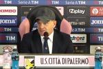 Iachini: contro l'Inter sfida non impossibile, la squadra sta crescendo e crescerà ancora