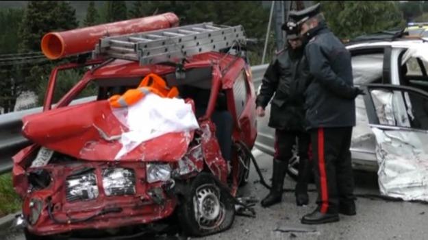 giacalone, incidente, morto, Palermo-Sciacca, Palermo, Cronaca