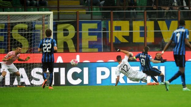 Calcio, inter, Palermo, SERIE A, Palermo, Calcio