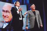 «Meraviglioso»: su Tgs è partito alla grande il nuovo show di Salvo La Rosa