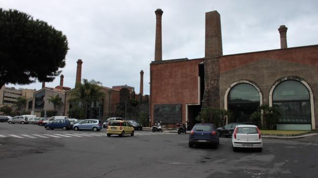 architetti, le ciminiere, Catania, Cultura