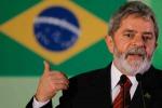 L'ex presidente del Brasile Luiz Inácio Lula da Silva