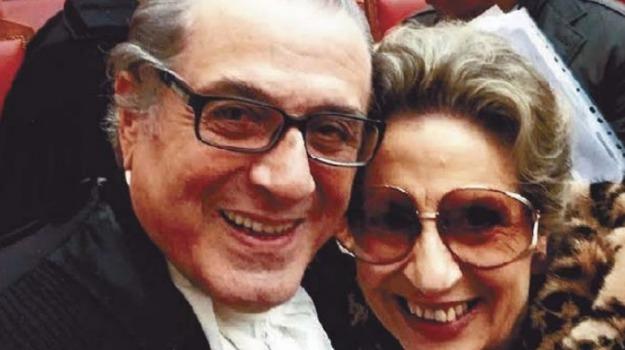 avvocati, Lutto, Palermo, Cronaca