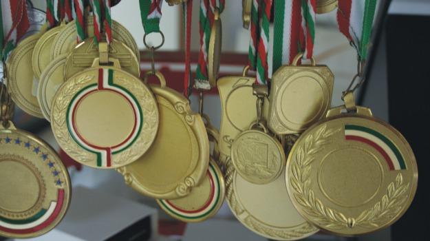 Alcamo, ginnastica, Trapani, Sport