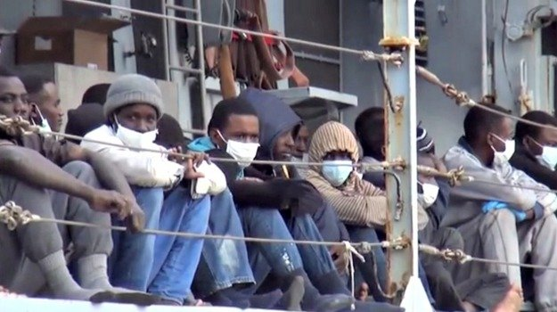 blocco porti italiani, frontex, migranti, navi ong, unione europea, Sicilia, Cronaca