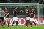 Il Milan fa cinque gol all'Alessandria Ecco la prima finalista di Coppa Italia