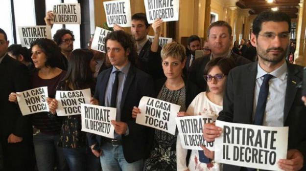 banca, casa, decreto, mutui, pd, Sicilia, Politica