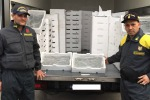Palermo, sequestrati 935 chili di novellame: 3 denunciati