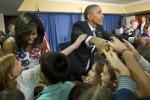 Obama a Cuba, le immagini dell'arrivo del presidente e della sua famiglia - Foto
