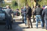 Duplice omicidio Palermo, assassinato il genero di Giovanni Bontade - Foto e Video