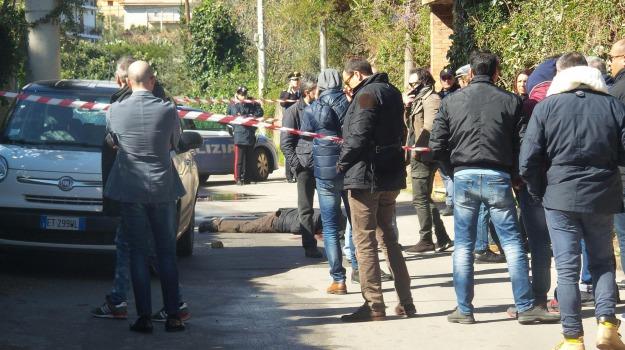 omicidio falsomiele palermo, Sicilia, Cronaca