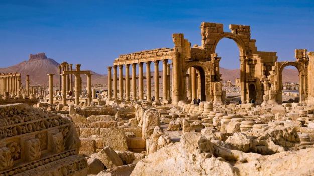 Damasco, guerra, Isis, Palmira, Siria, terrorismo, Sicilia, Mondo