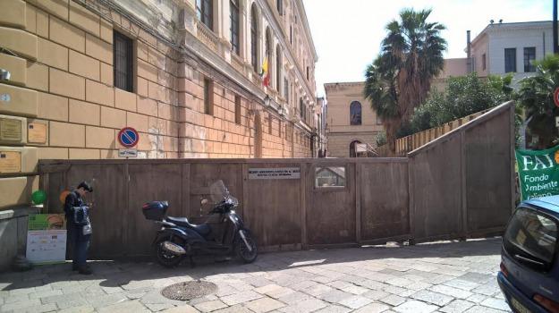 centro storico, rifiuti, TRAFFICO, trasporti, Palermo, Cronaca